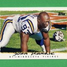 1995 Topps Football #164 John Randle - Minnesota Vikings