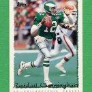 1995 Topps Football #155 Randall Cunningham - Philadelphia Eagles