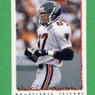 1995 Topps Football #141 Bert Emanuel - Atlanta Falcons