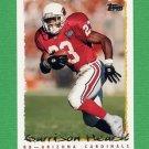 1995 Topps Football #127 Garrison Hearst - San Francisco 49ers