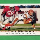 1995 Topps Football #125 Carl Pickens - Cincinnati Bengals