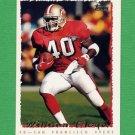 1995 Topps Football #070 William Floyd - San Francisco 49ers