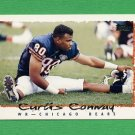 1995 Topps Football #066 Curtis Conway - Chicago Bears