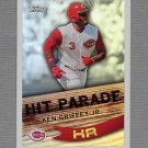 2007 Topps Baseball Hit Parade #HP02 Ken Griffey Jr. - Cincinnati Reds