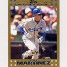 2007 Topps Gold Baseball #553 Ramon Martinez - Los Angeles Dodgers 0941/2007