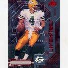 1999 Upper Deck Live Wires #L06 Brett Favre - Green Bay Packers