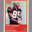 2004 Fleer Tradition Football #166 Chad Johnson - Cincinnati Bengals