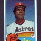 1981 Topps Baseball #350 J.R. Richard - Houston Astros NM-M