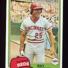 1981 Topps Baseball #325 Ray Knight - Cincinnati Reds