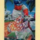 1995 Fleer Baseball Pro-Visions #2 Raul Mondesi - Los Angeles Dodgers