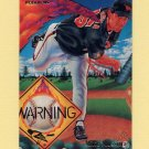 1995 Fleer Baseball Pro-Visions #1 Mike Mussina - Baltimore Orioles