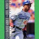 1995 Fleer Baseball Award Winners #6 Raul Mondesi - Los Angeles Dodgers