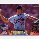 1995 Fleer Baseball All-Stars #20 Mike Mussina - Baltimore Orioles / Doug Drabek - Houston Astros
