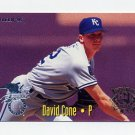 1995 Fleer Baseball All-Stars #19 David Cone - Kansas City Royals / Ken Hill - Montreal Expos