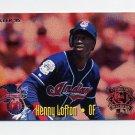 1995 Fleer Baseball All-Stars #16 Kenny Lofton - Indians / Moises Alou - Expos