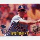 1995 Fleer Baseball All-Stars #14 Travis Fryman - Tigers / Craig Biggio - Astros