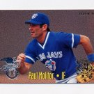 1995 Fleer Baseball All-Stars #13 Paul Molitor - Blue Jays / Jeff Bagwell - Astros