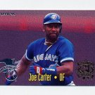 1995 Fleer Baseball All-Stars #06 Joe Carter - Blue Jays / Barry Bonds - Giants