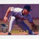 1995 Fleer Baseball All-Stars #05 Cal Ripken - Orioles / Ozzie Smith - Cardinals