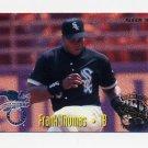 1995 Fleer Baseball All-Stars #02 Frank Thomas - White Sox / Gregg Jefferies - Cardinals