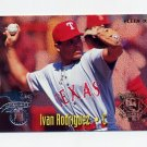 1995 Fleer Baseball All-Stars #01 Ivan Rodriguez - Rangers / Mike Piazza - Dodgers