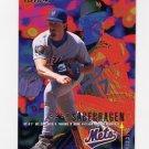 1995 Fleer Baseball #380 Bret Saberhagen - New York Mets