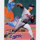 1995 Fleer Baseball #363 John Wetteland - Montreal Expos