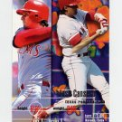 1995 Fleer Baseball #281 Jose Canseco - Texas Rangers