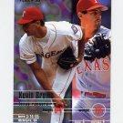 1995 Fleer Baseball #280 Kevin Brown - Texas Rangers