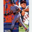 1995 Fleer Baseball #236 J.T. Snow - California Angels