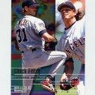 1995 Fleer Baseball #224 Chuck Finley - California Angels
