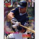1995 Fleer Baseball #191 B.J. Surhoff - Milwaukee Brewers