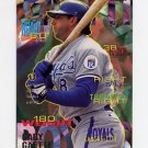 1995 Fleer Baseball #156 Gary Gaetti - Kansas City Royals