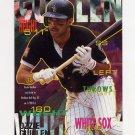 1995 Fleer Baseball #118 Ozzie Guillen - Chicago White Sox