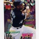 1995 Fleer Baseball #116 Julio Franco - Chicago White Sox