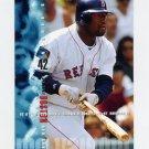 1995 Fleer Baseball #042 Mo Vaughn - Boston Red Sox