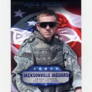 2008 Topps Football Armed Forces Fans Of The Game #AFFMM Mark M. Middlebrook