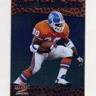 1997 Score Football New Breed #02 Terrell Davis - Denver Broncos