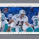 1997 Score Football #328 Dan Marino CL - Miami Dolphins