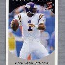 1997 Score Football #325 Warren Moon TBP - Minnesota Vikings