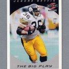 1997 Score Football #324 Jerome Bettis TBP - Pittsburgh Steelers