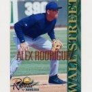 2000 Royal Rookies Baseball Futures Wall Street Alex Rodriguez #2 Alex Rodriguez - Seattle Mariners