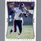 1997 Score Football #271 Curtis Conway - Chicago Bears