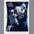 1997 Score Football #255 Herschel Walker - Dallas Cowboys