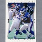 1997 Score Football #241 Michael Strahan - New York Giants