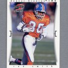 1997 Score Football #193 Rod Smith - Denver Broncos