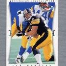 1997 Score Football #179 Rod Woodson - Pittsburgh Steelers