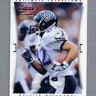 1997 Score Football #157 Derrick Alexander - Baltimore Ravens