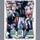 1997 Score Football #138 Ty Detmer - Philadelphia Eagles