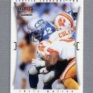 1997 Score Football #111 Chris Warren - Seattle Seahawks
